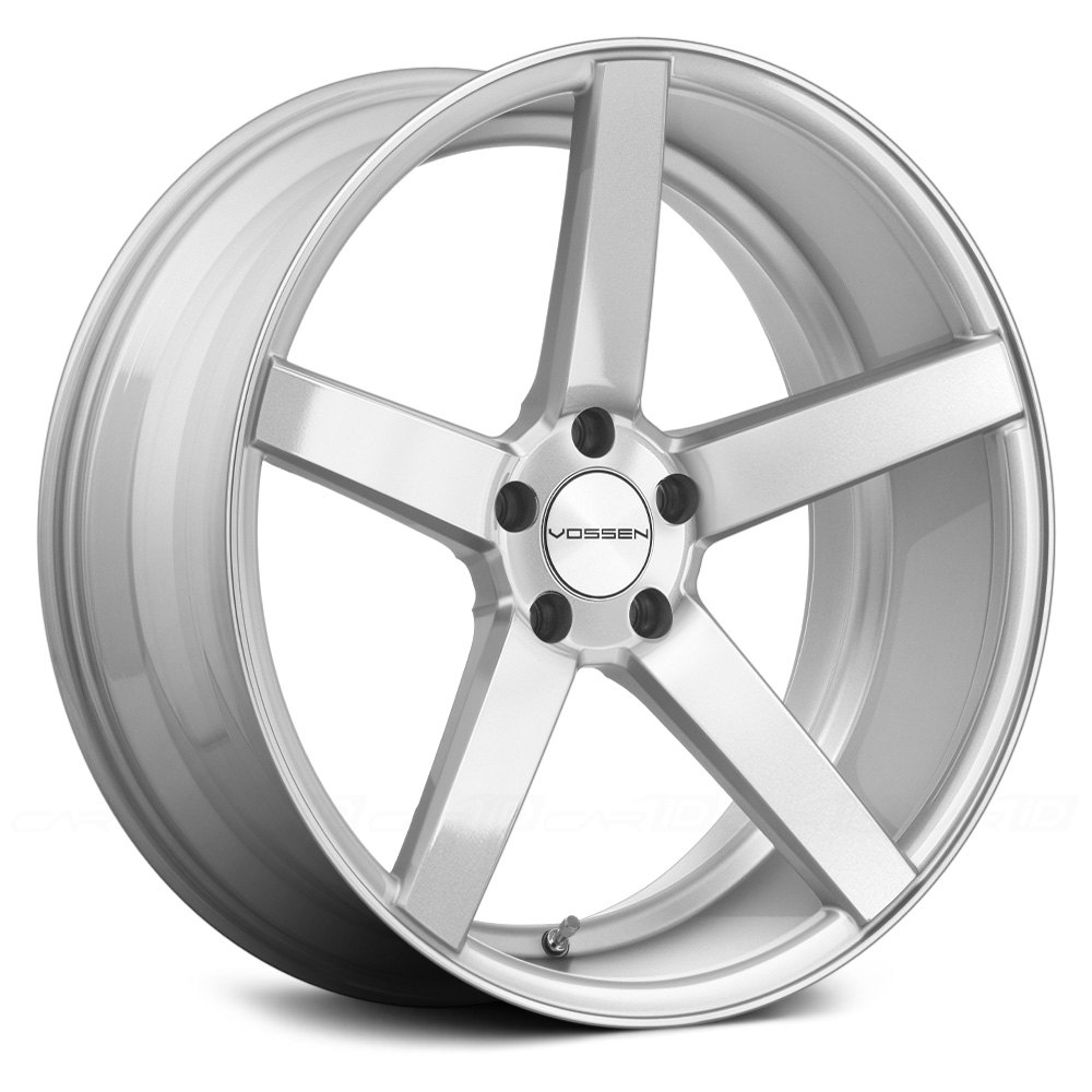 Vossen 174 Cv3 R Wheels Gloss Silver Rims