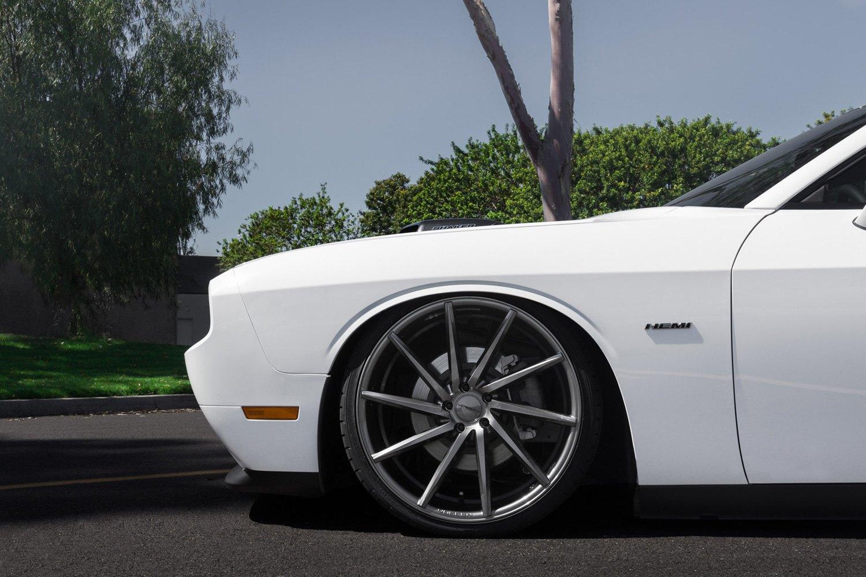VOSSEN® CVT Wheels - Gloss Graphite Rims