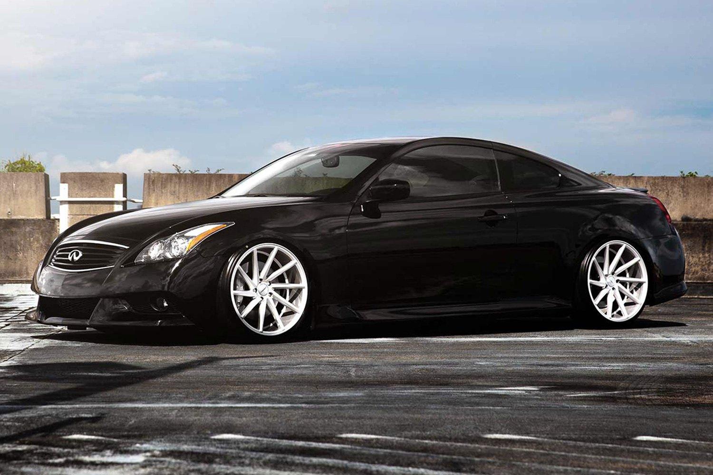 Matte Black Matte Silver Audi >> VOSSEN® CVT Wheels - Silver Metallic Rims