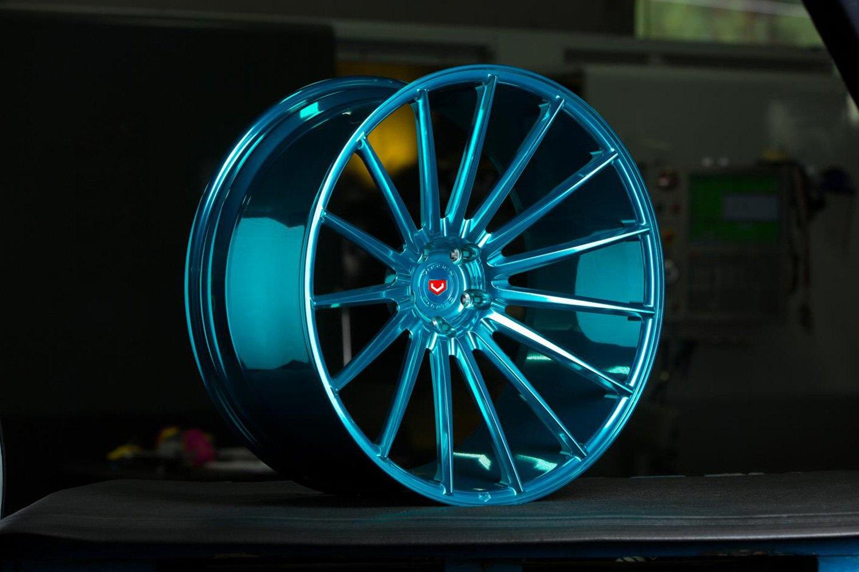 Vossen 174 Vps 305 Wheels Custom Painted Rims