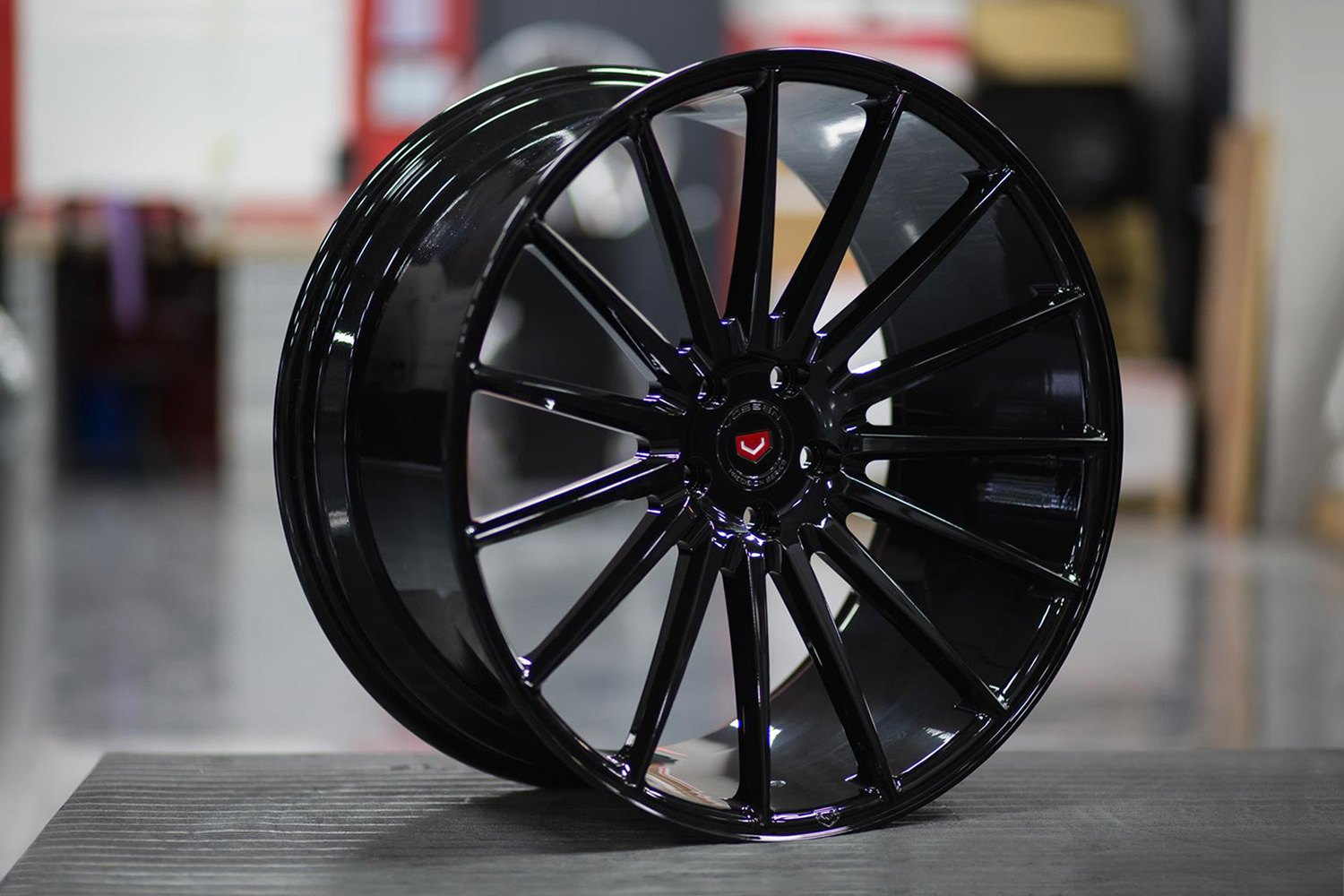 Vossen 174 Vps 305 Wheels Custom Painted Rims