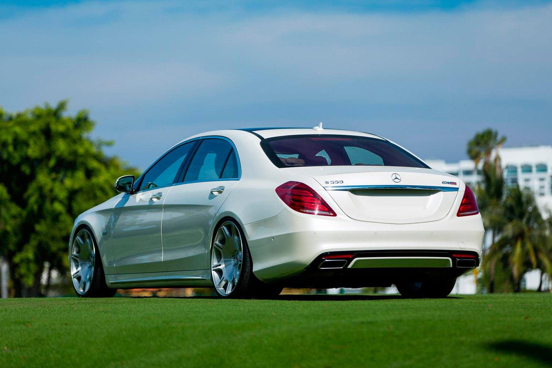Vossen vps312 wheels custom rims for Mercedes benz custom rims