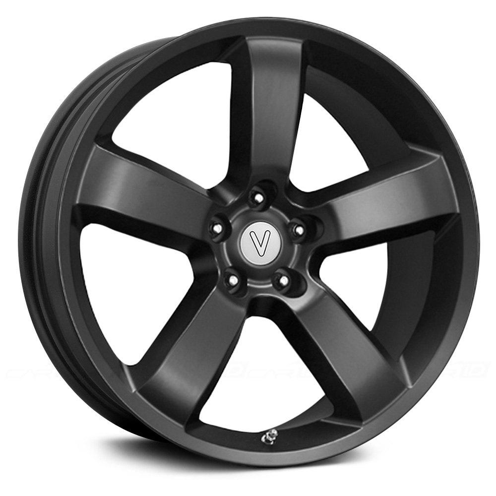 yves st laurant handbags - VOXX REPLICA? CHARGER Wheels - Matte Black Rims
