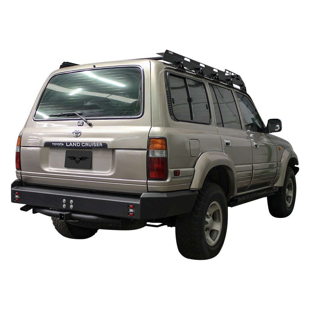 vpr 4x4 toyota land cruiser 1997 rear bumper. Black Bedroom Furniture Sets. Home Design Ideas