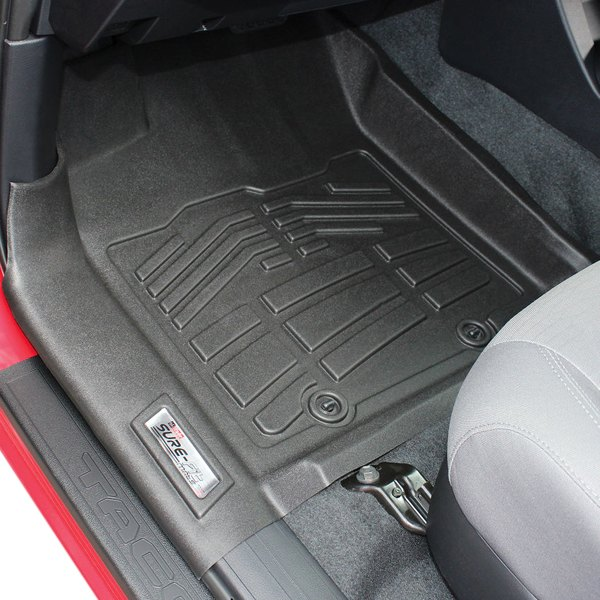 Wade 174 Toyota Tacoma With Carpet Flooring 2016 2018 Sure