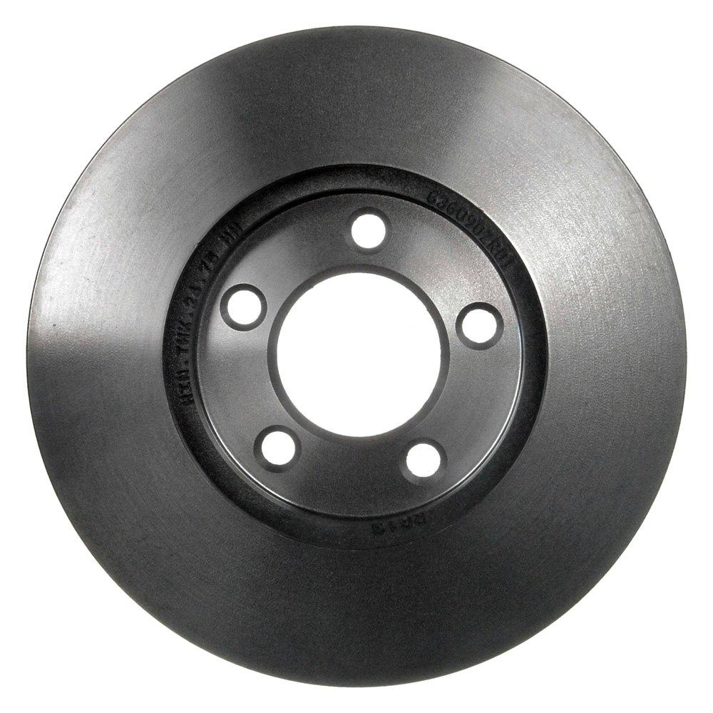 wagner bd125720 vented 1 piece front brake rotor. Black Bedroom Furniture Sets. Home Design Ideas