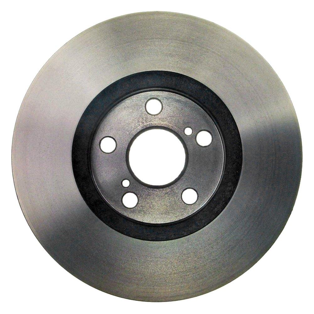 wagner bd126433 vented 1 piece front brake rotor. Black Bedroom Furniture Sets. Home Design Ideas