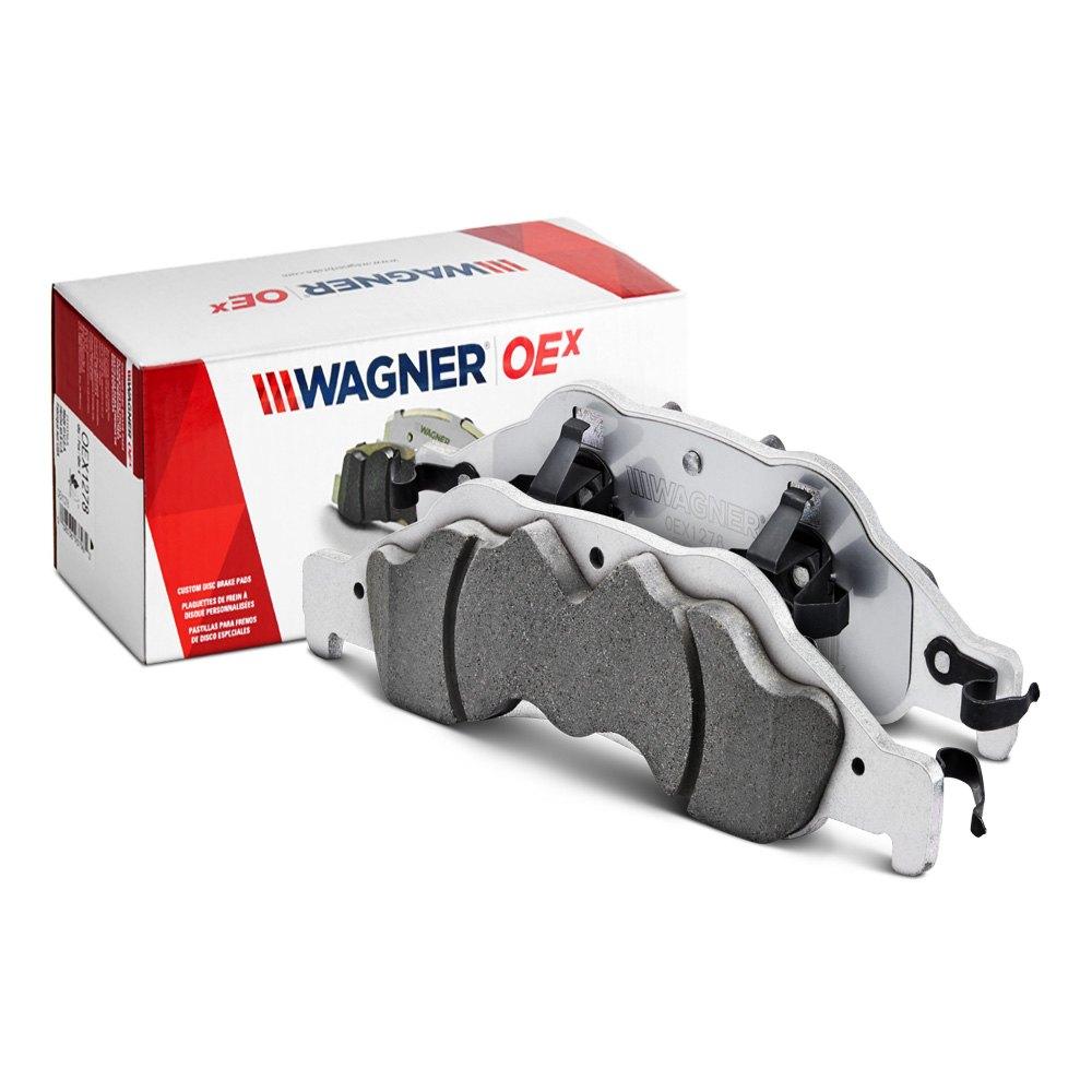 Wagner OEX1281 - OEX Ceramic Rear Brake Pads | eBay