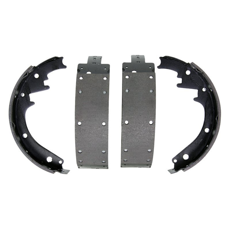 Front Drum Brakes : Wagner pab r thermoquiet™ front drum brake shoes