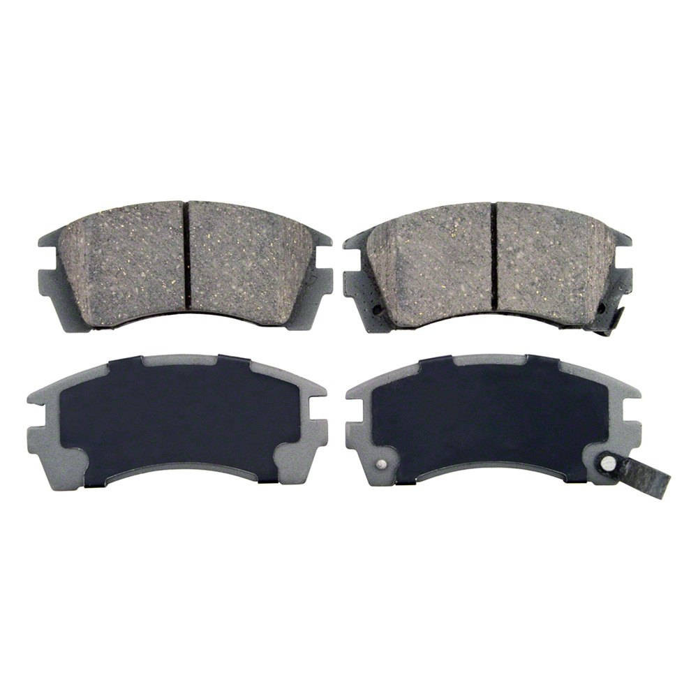 Wagner 174 Pd509 Thermoquiet Ceramic Front Disc Brake Pads