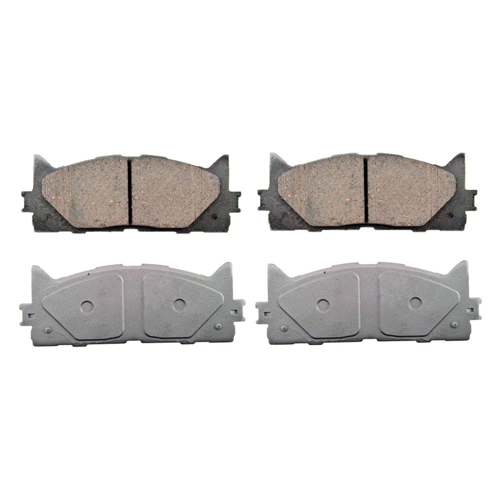 Wagner qc thermoquiet ceramic front disc brake pads
