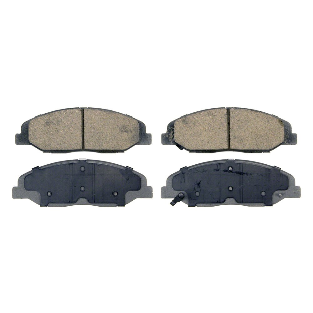 Wagner 174 Qc1332 Thermoquiet Ceramic Front Disc Brake Pads