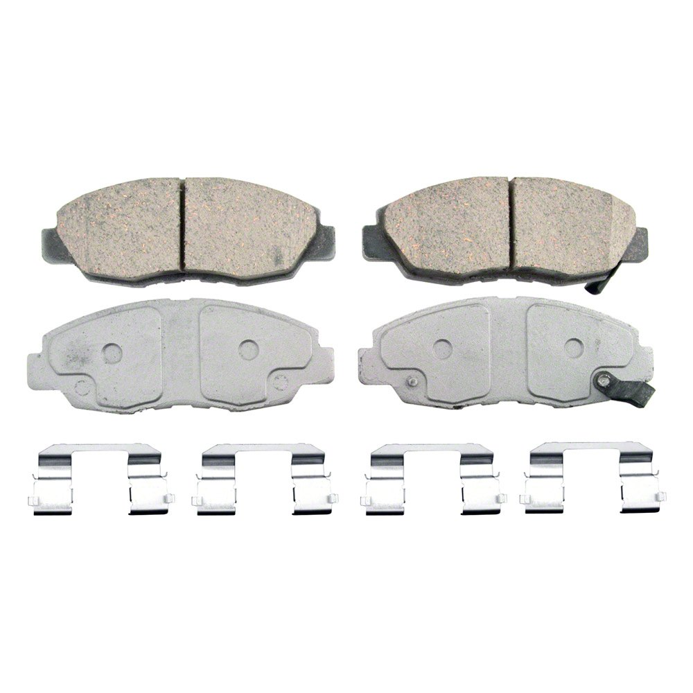 Wagner qc thermoquiet™ ceramic front disc brake pads