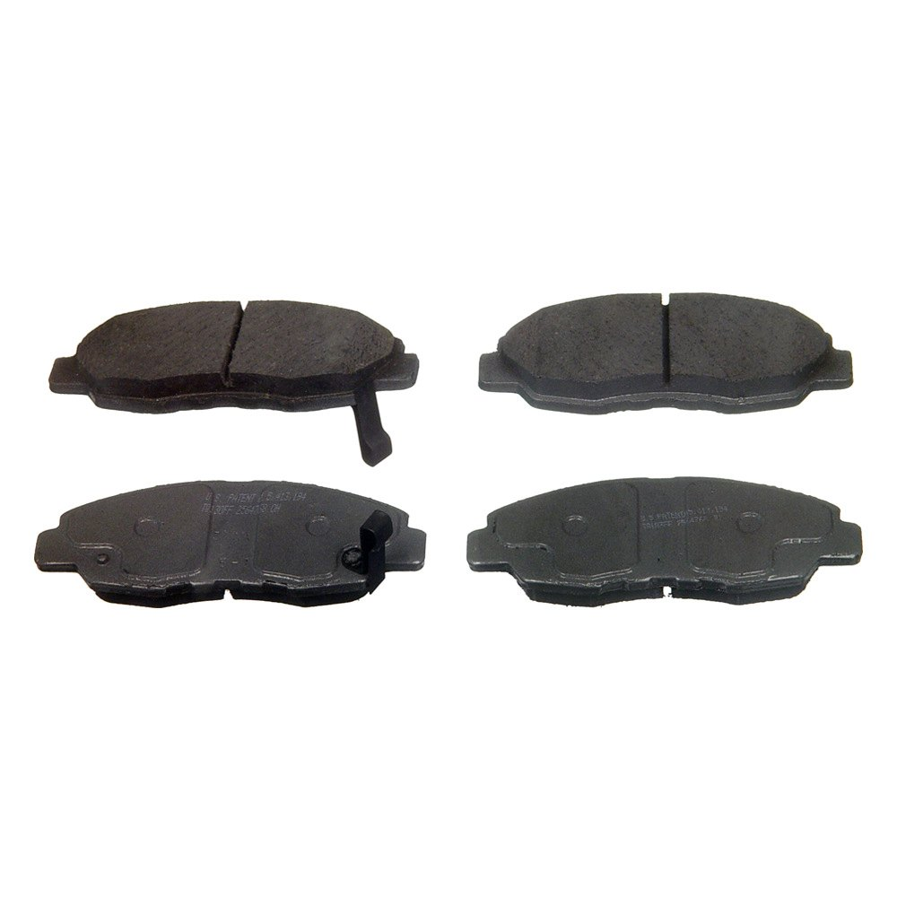 Qc a wagner thermoquiet ceramic front disc brake pads
