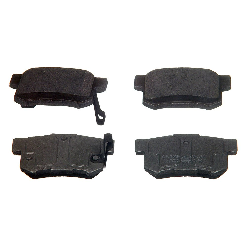 wagner honda accord 2006 2007 thermoquiet ceramic brake pads. Black Bedroom Furniture Sets. Home Design Ideas
