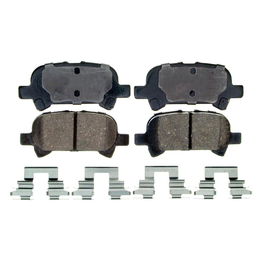 wagner toyota camry 2005 2006 quickstop ceramic brake pads. Black Bedroom Furniture Sets. Home Design Ideas