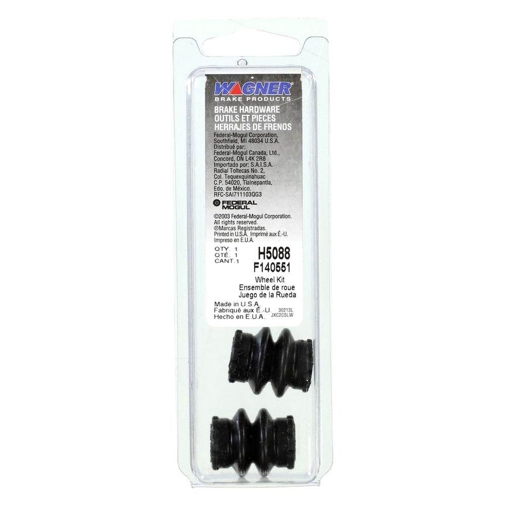 Wagner H5088 Disc Brake Caliper Guide Pin Boot Kit Rear