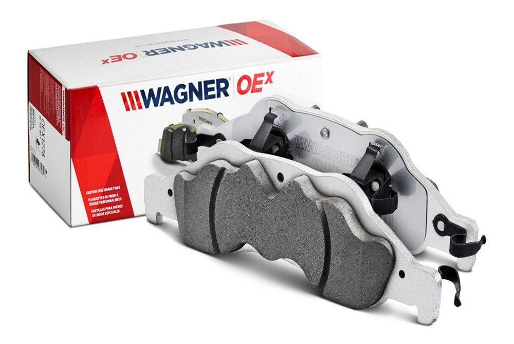 Wagner™ | Brake Pads, Shoes, Rotors - CARiD com