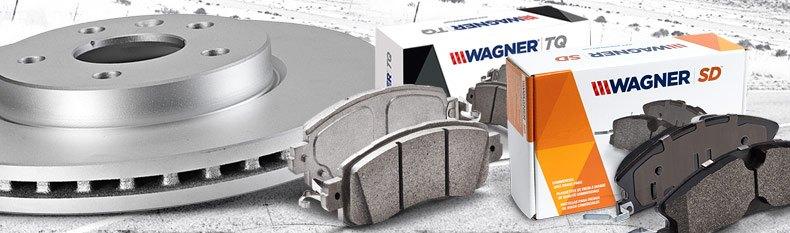Wagner Brake Parts