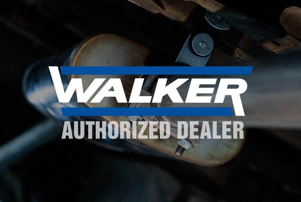 "Walker 41650 Flared Adapter 4/"" Inlet 4/"" Length"