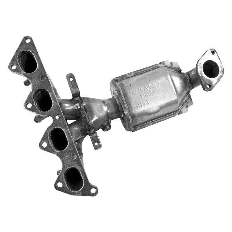 Hyundai Replacement Parts Online: Hyundai Elantra 2001 Replacement Exhaust Kit