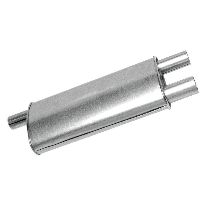 Exhaust Muffler-SoundFX Universal Muffler Walker 17828