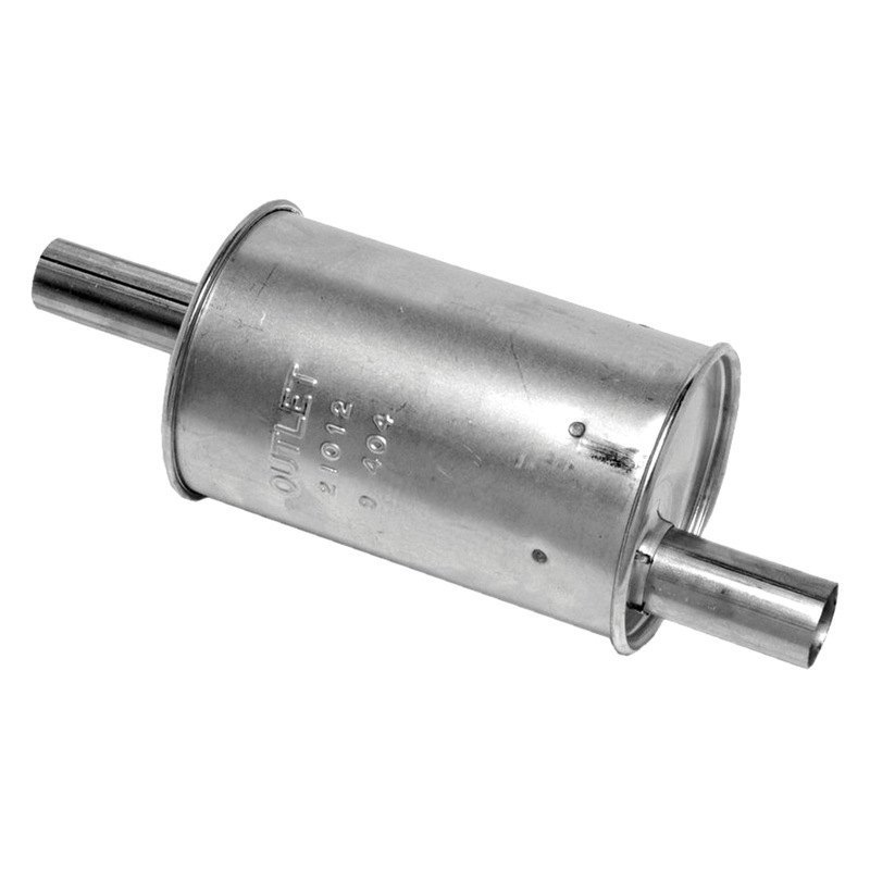 Walker® 21012 - Quiet-Flow™ Stainless Steel Aluminized ...