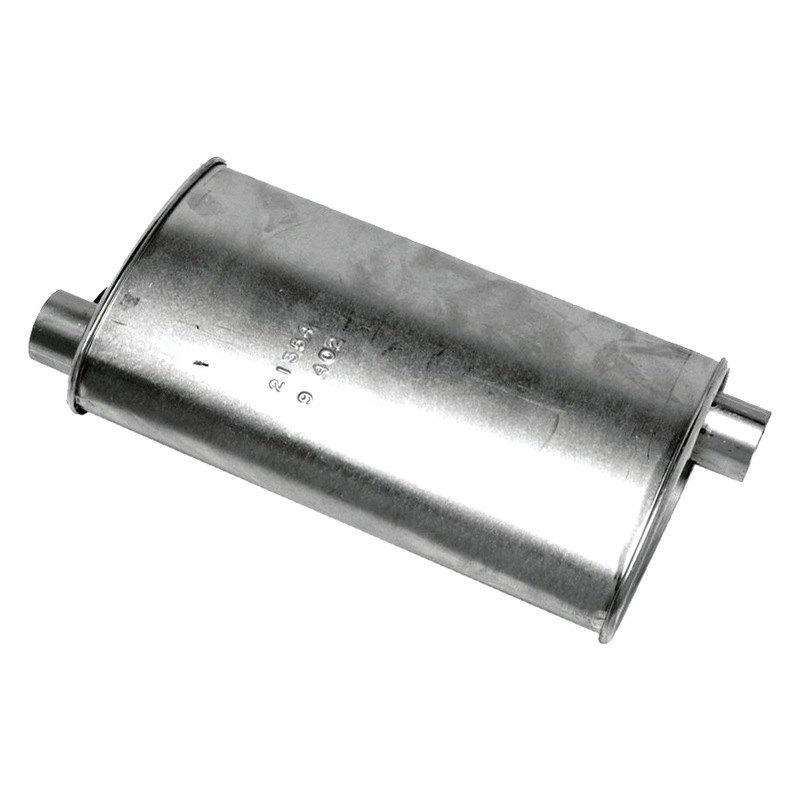 Walker® 21354 - Quiet-Flow™ Stainless Steel Oval ...