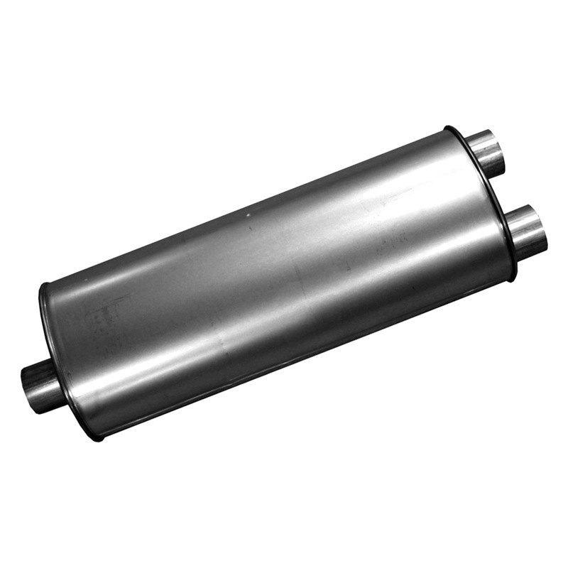 Walker® 21400 - Quiet-Flow™ Stainless Steel Oval ...