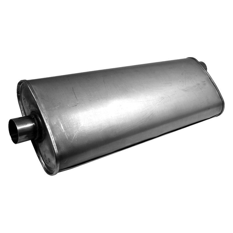 how to build a quiet muffler
