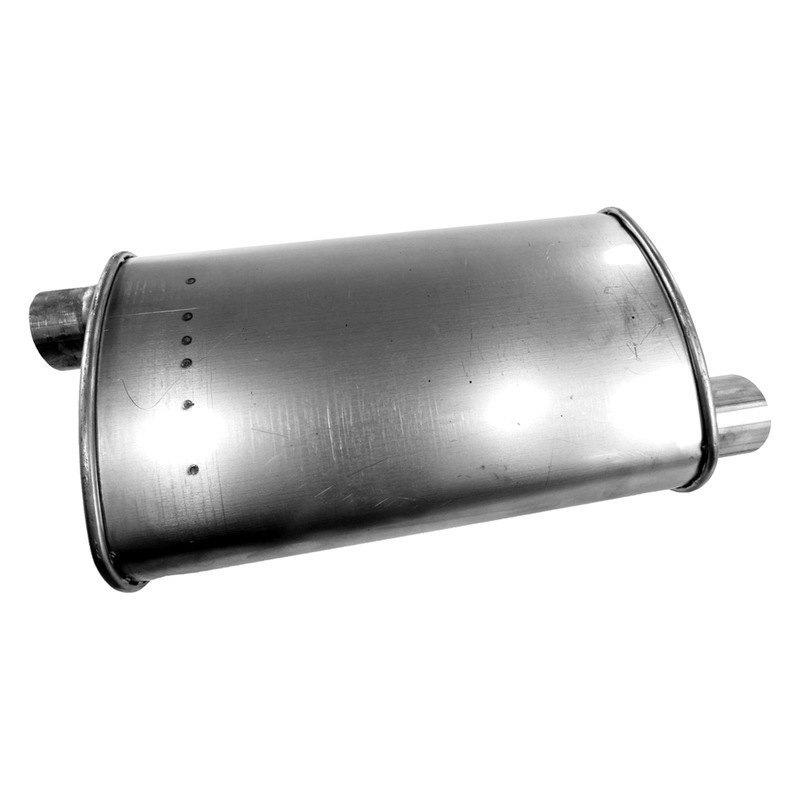 Free Flow Exhaust >> Walker® - Chevy Equinox 2010-2011 Replacement Exhaust Kit