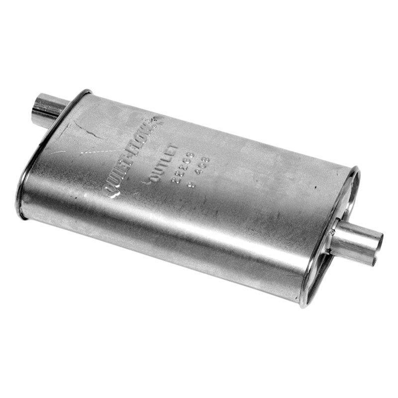 Walker® 22266 - Quiet-Flow™ Stainless Steel Aluminized ...