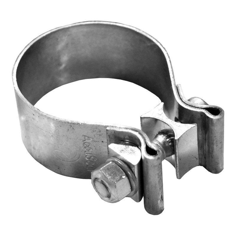 Walker heavy duty aluminized steel round band