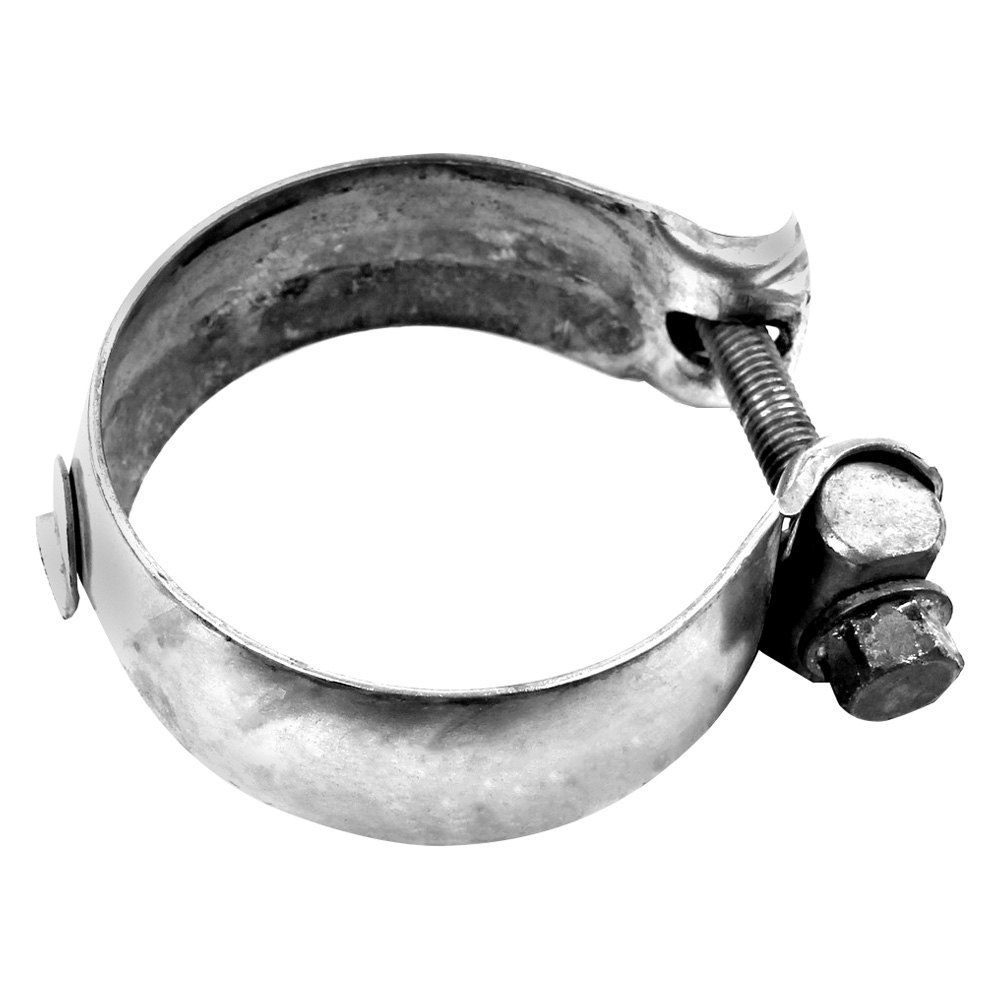 Walker stainless steel band exhaust clamp ebay