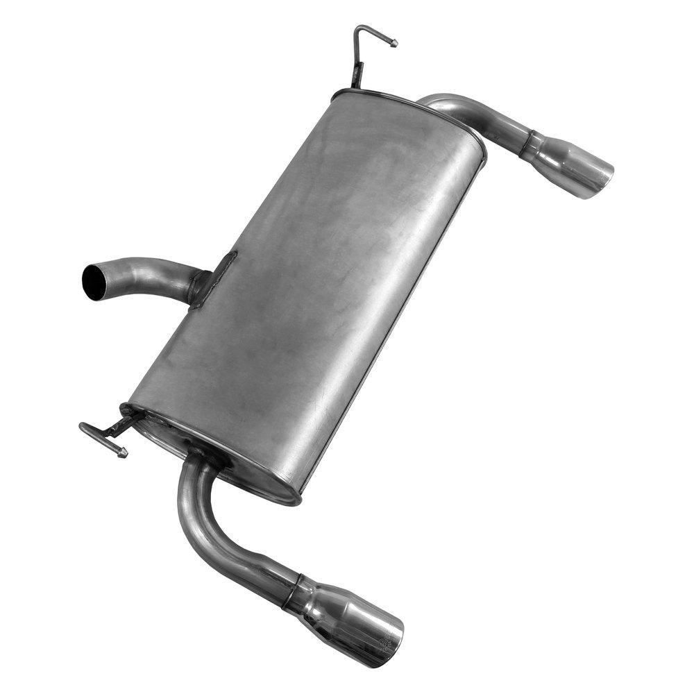 Walker® 50087 - Quiet-Flow™ Stainless Steel Bare Exhaust ...