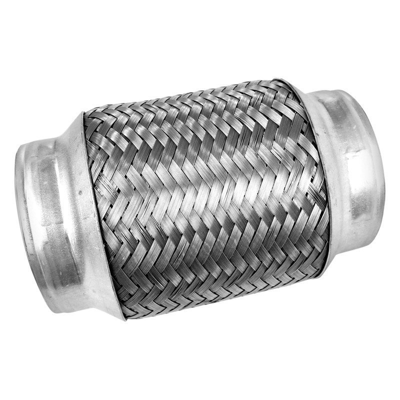 Walker stainless steel id flex connector