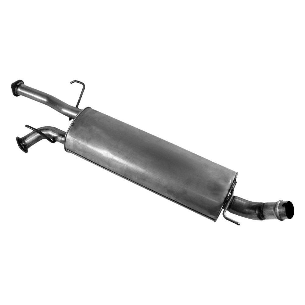Walker quiet flow™ stainless steel oval bare