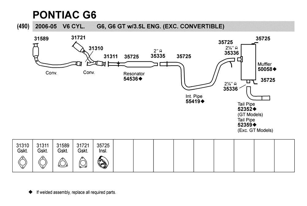 Pontiac G6 Body Diagram Pontiac Free Engine Image For