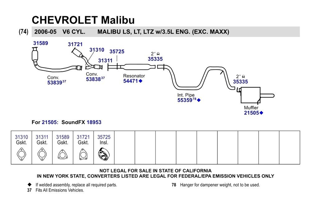 Chevrolet GM OEM 04-08 Malibu Trunk Lid-Torsion Bar Torque Rod Right 22735276