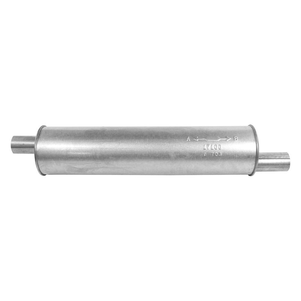 Walker® - SoundFX™ Steel Round Exhaust Muffler