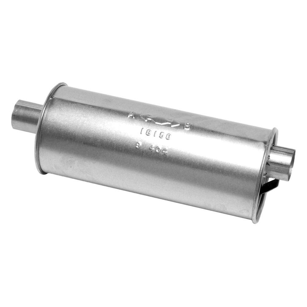 Walker Plymouth Sundance 22l 25l 1992 Soundfx Aluminized 1994 Wiring Diagram Steel Round Direct Fit Exhaust Muffler