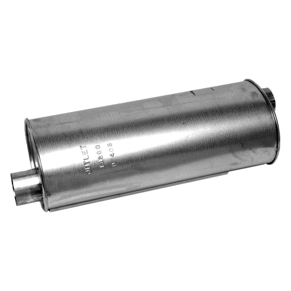 Exhaust Muffler-Quiet-Flow SS Muffler Walker 22779