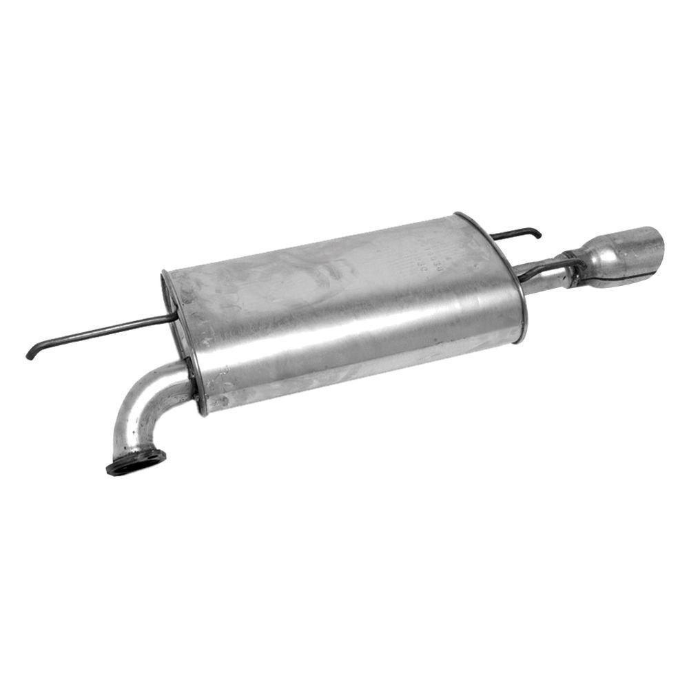 Walker® 21183 - Quiet-Flow™ Stainless Steel Oval ...