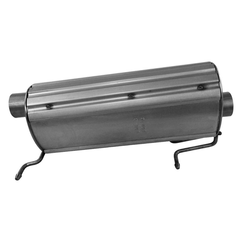Walker® 21406 - Quiet-Flow™ Stainless Steel Oval ...