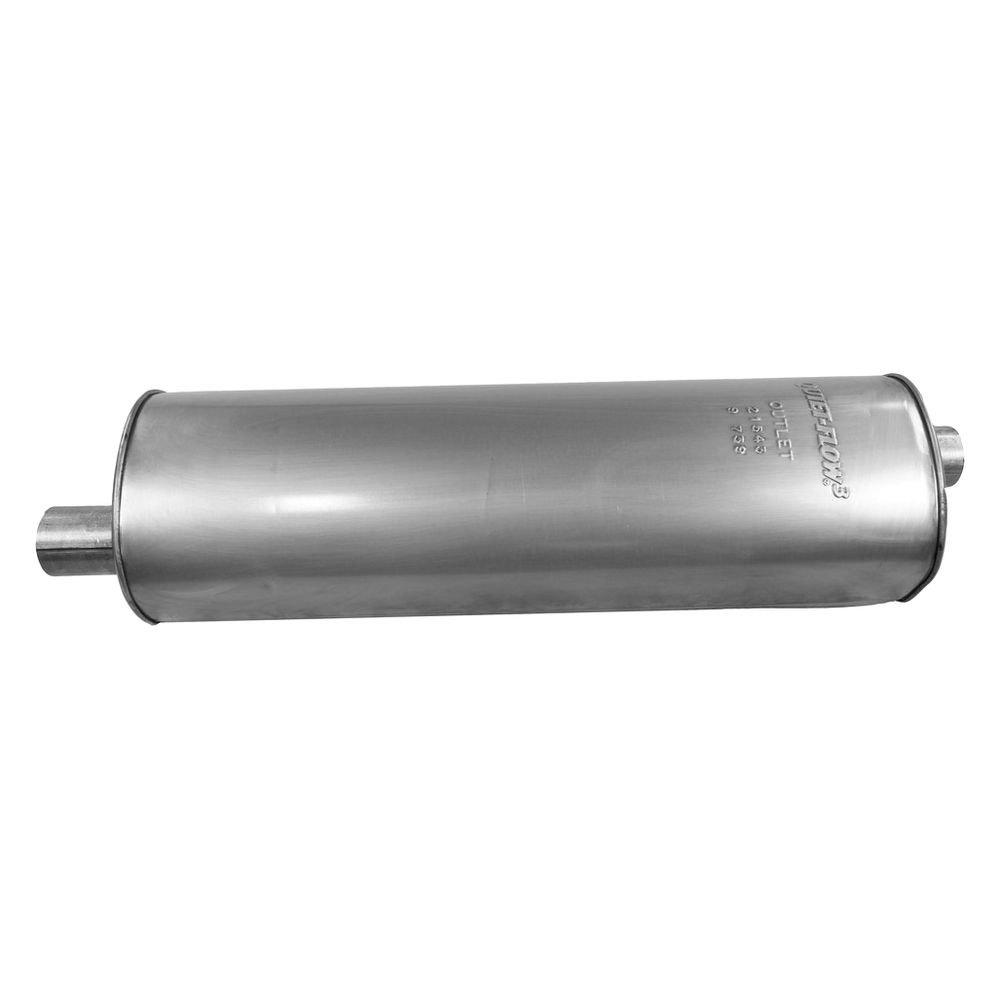 Walker® 21543 - Quiet-Flow™ Stainless Steel Oval ...