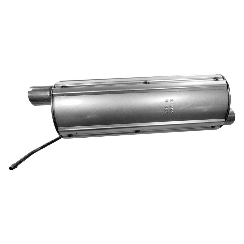 Walker® 21725 - Quiet-Flow™ Stainless Steel Aluminized ...
