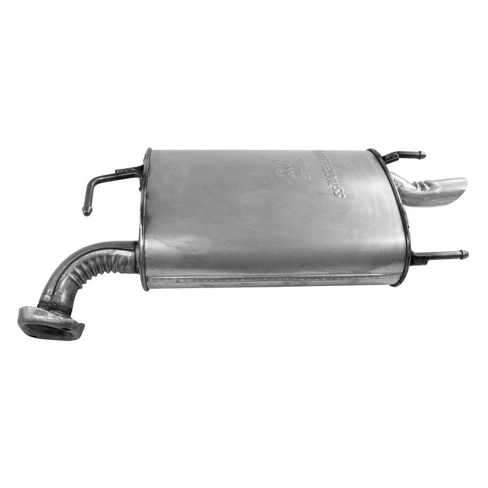 Walker® 21756 - Quiet-Flow™ Stainless Steel Bare Exhaust ...