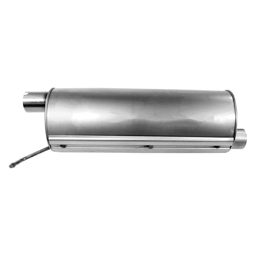 Walker® 22034 - Quiet-Flow™ Stainless Steel Oval Exhaust ...