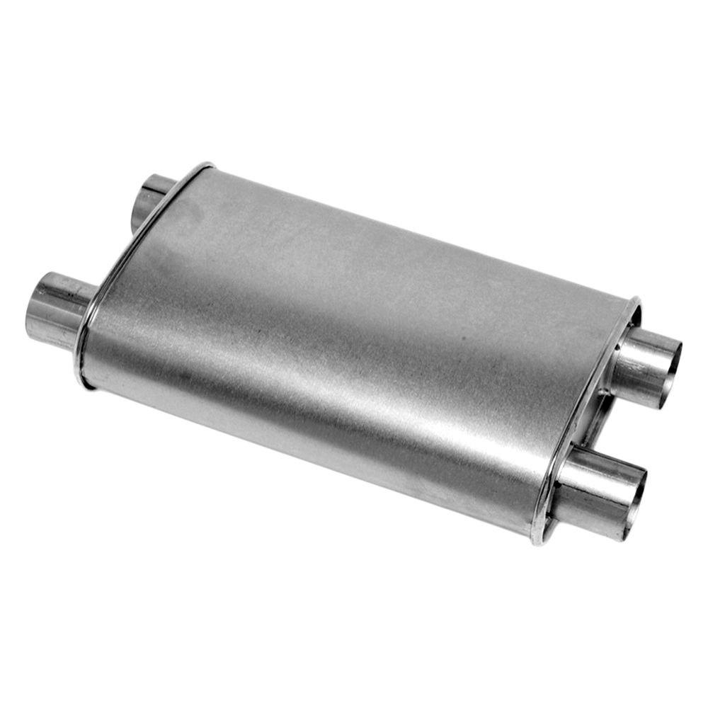 Walker® 22395 - Quiet-Flow™ Aluminized Steel Exhaust Muffler