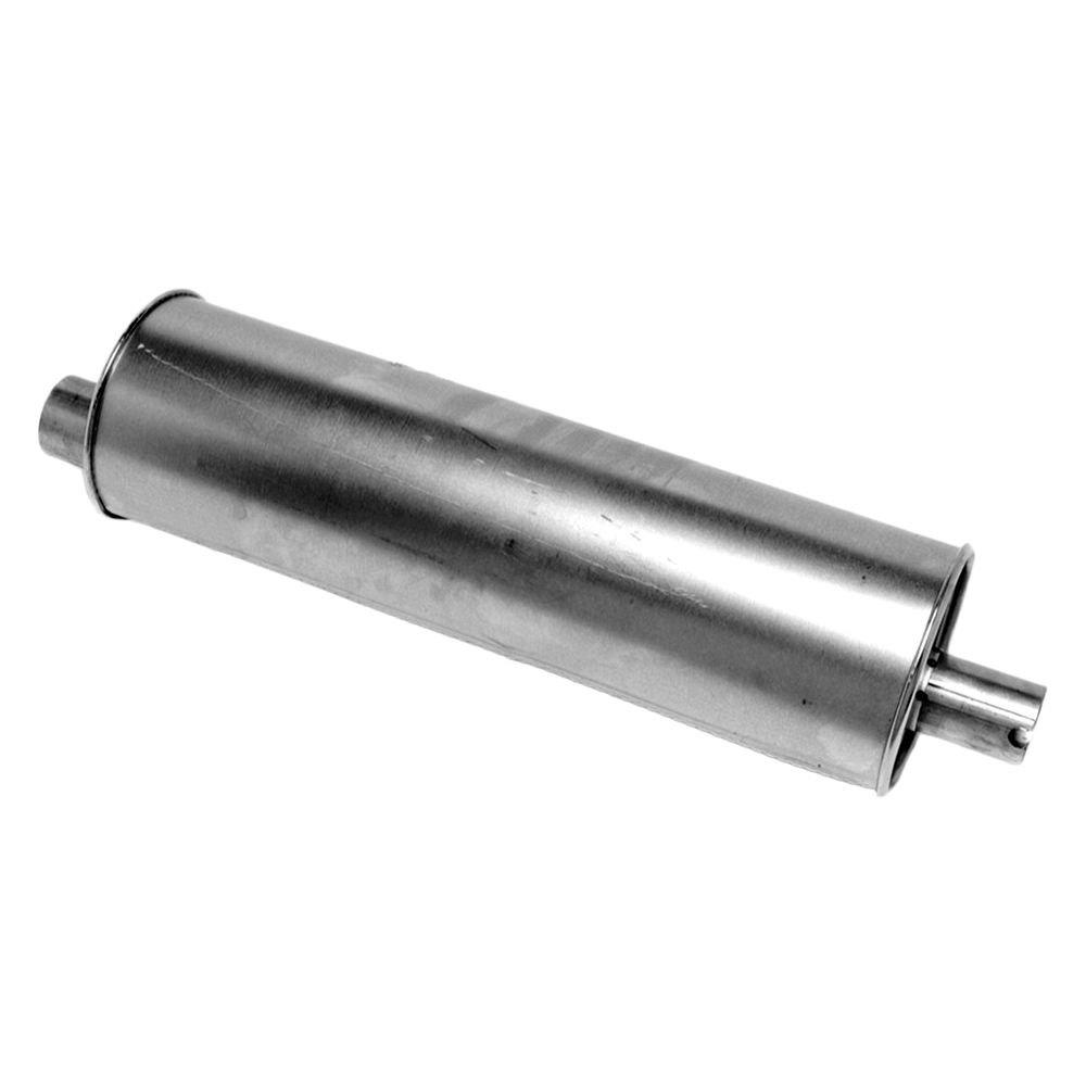 Walker® 22798 - Quiet-Flow™ Stainless Steel Round ...